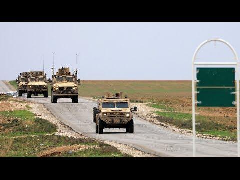 США выводят войска из Сирии | ГЛАВНОЕ | 19.12.18