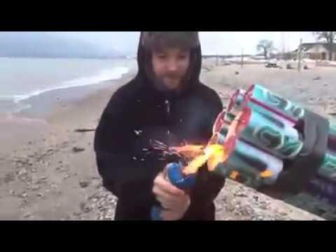 Metralleta De Fuegos Artificiales*w*