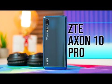 ZTE Axon 10 Pro Review: It packs a HUGE punch