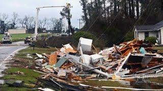 Devastating weather hits U.S., killing at least 22