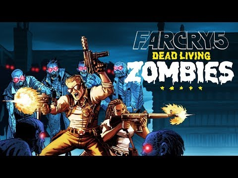 Far Cry 5 ► Dead Living Zombies ► №1 (стрим) thumbnail