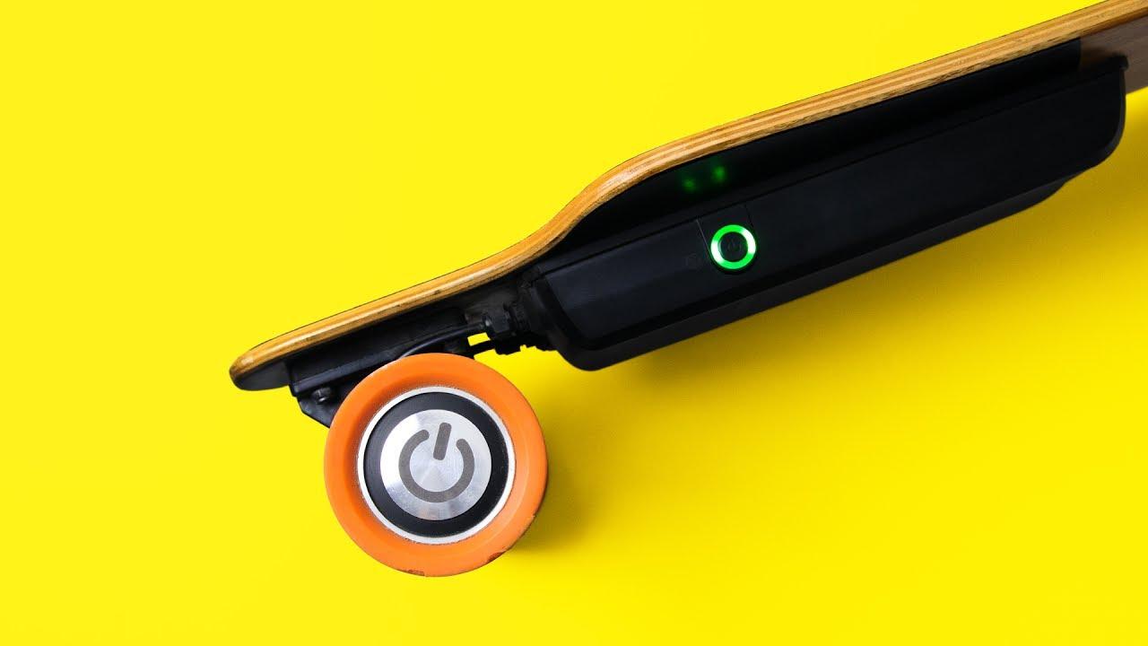 Best ELECTRIC Skateboard Of 2017?  Juiced Board Review \u26a1\ufe0f  YouTube