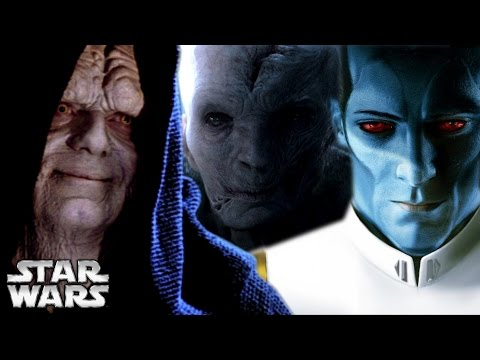 Why Thrawn Chooses to Fight for an Evil Empire
