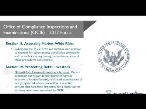 Webcast: Penetration Testing and Vulnerability Assessments: Examining the SEC and FINRA Requirements