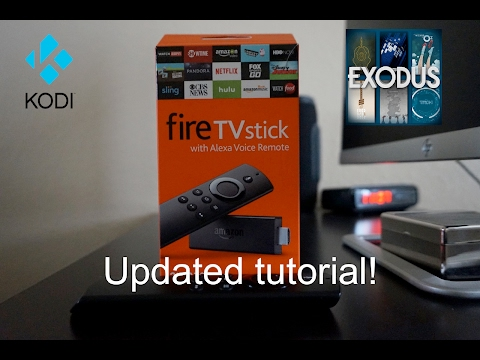 (Updated) How To Jailbreak Amazon Fire Tv Stick - Install Kodi v17.0