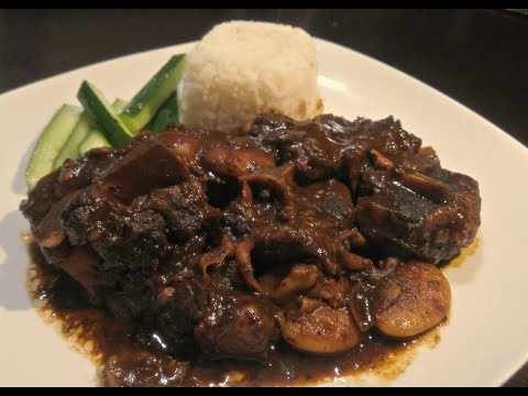 How to Make Jamaican Oxtail!
