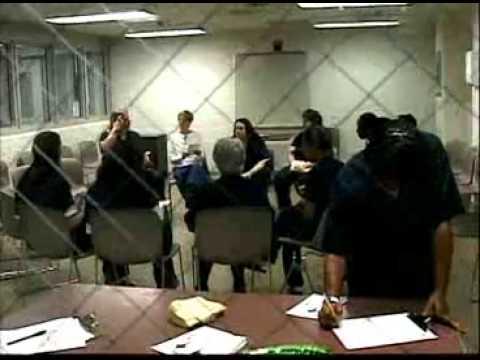 Volunteering in Prison Ministry