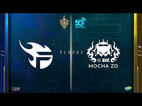 Team Flash vs Mocha ZD [Vòng 10 - 19.04] - Viettel 5G Đấu Trường Danh Vọng Mùa Xuân 2020
