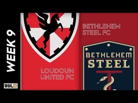 Loudoun United FC vs. Bethlehem Steel FC: May 3rd, 2019