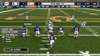 Madden NFL 07 Gameplay