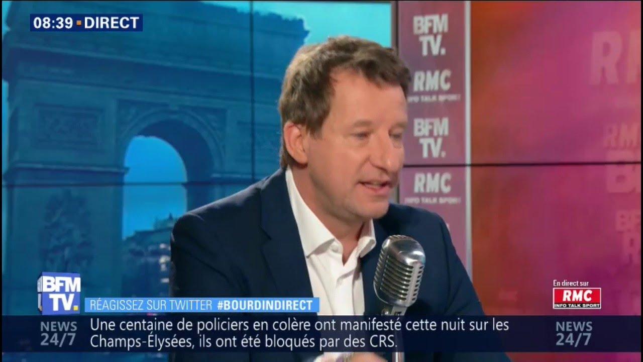 """Yannick Jadot exige que le débat national ne soit pas """"une opération tronquée"""" du gouverne"""