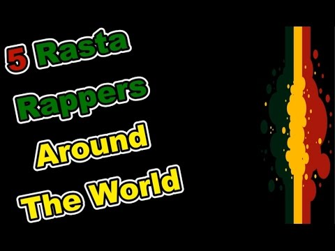 5 Rasta Rappers Around The World