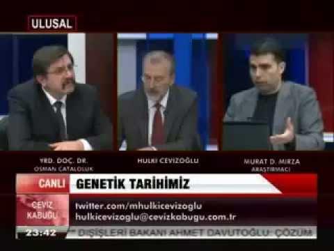 Cevizkabuğu / Genetik Tarihimiz / Murat D.Mirza, Osman Çataloluk, 11 Mayıs 2013