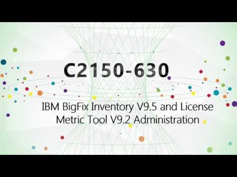 IBM Certified Administrator C2150-630 dumps|CertTree