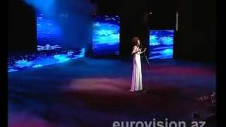 Sabina Babayeva sings a tribute to Whitney Houston