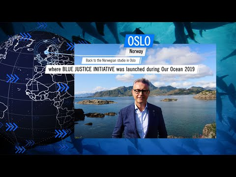 Blue Justice Conference 2020 - Panel discussion in Oslo