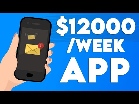 NEW App Pays $1,200/Day To Copy Simple Words! (Make Money Online)