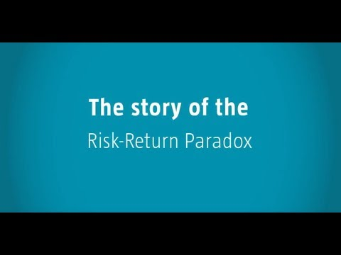 The Story Of The Risk-Return Paradox Of Low-Volatility Investing