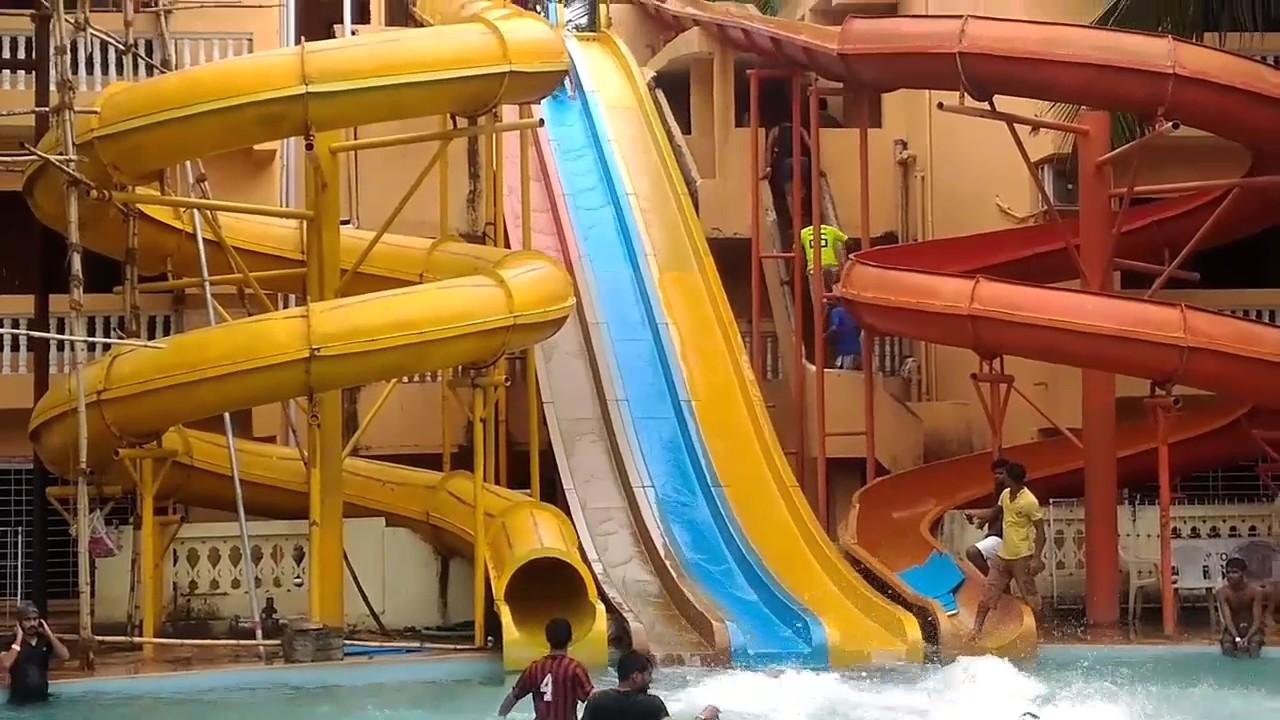 Fun At Kshitij Resort In Virar Youtube