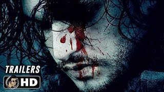 GAME OF THRONES Seasons 1-8 Official Trailers (HD) George R.R. Martin Fantasy HBO Series