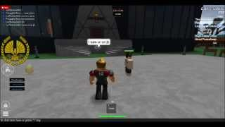 Roblox- Panem Enlist PK breaking laws!