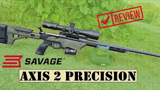 Savage Axis 2 Precision review