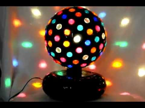 10 inch large disco ball youtube