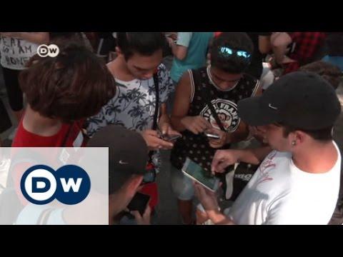 La fiebre del PokémonGo llega a Venezuela