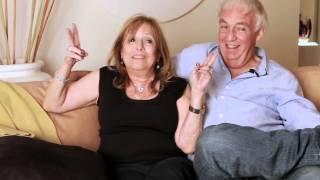 Two Carrot Ring: Maureen + Lester