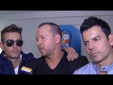 'NKOTB' Star Jordan Knight on Touring at 46 : 'It Feels Like We Just Started'