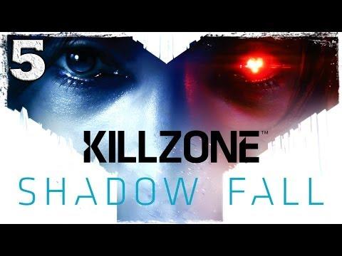Смотреть прохождение игры Killzone: Shadow Fall. Серия 5 - Оборона Векта-Сити.