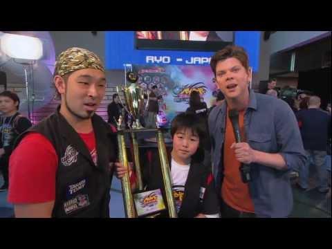 2012 Beyblade World Championship