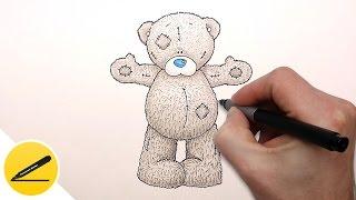 Как Нарисовать Мишку Тедди поэтапно ❤(Как нарисовать мишку Тедди поэтапно, легко и просто. Смотреть видео: https://youtu.be/70VPWXqLamU., 2017-01-27T15:03:40.000Z)