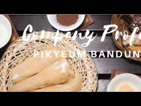 Pikyeum Keripik Peuyeum Bandung Youtube