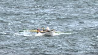 WSV video race at Portsoy 2014