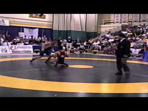 2002 World University Championships: 74 kg GR Final Seyed Marashian (IRI) vs. Oleg Mikhalovich (BLR)