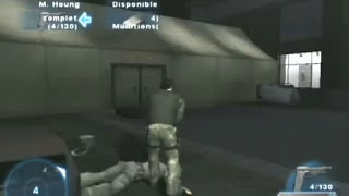 Syphon Filter The Omega Strain - Gameplay 1 - PS2