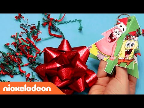 How to Make a Nick Holiday Ornament | Nick