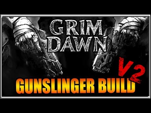 Grim Dawn Dual Pistol Build