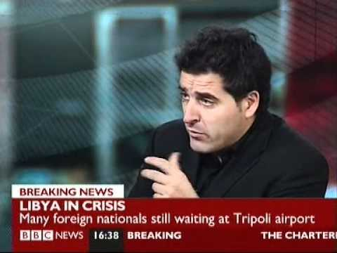 BBC Interview on Libya February 26, 2011