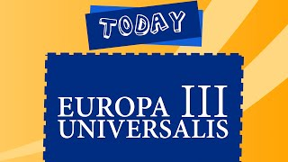 Review and Release: Europa Universalis III Review