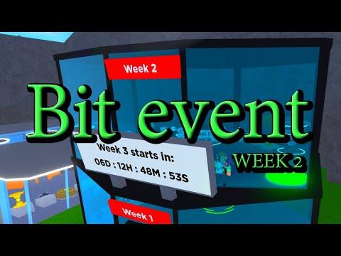Roblox bitcoin Miner Bit event สัปดาห์ที่ 2
