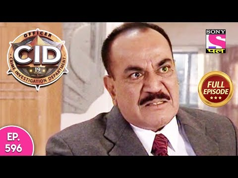 CID - Full Episode 596 - 15th January, 2018