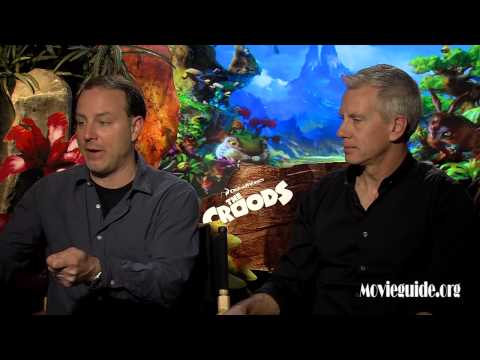 THE CROODS - Chris Sanders & Kirk De Micco