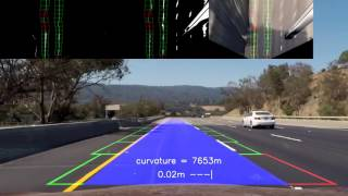 Udacity Self-Driving Car Nanodegree Project 4 Project Video