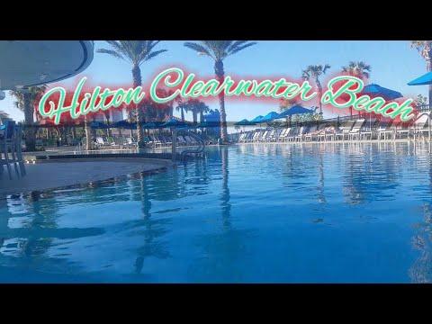 Hilton Clearwater Beach Resort, Florida
