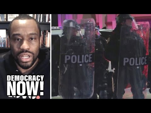 Care Not Cops: Marc Lamont Hill Makes Case for Abolition After Philly Police Kill Walter Wallace Jr.