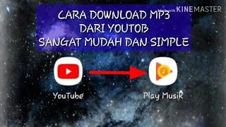 Cara Download Mp3 Dari YouTube, Ternyata Mudah!