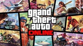 Playing gta 5 online (live stream)