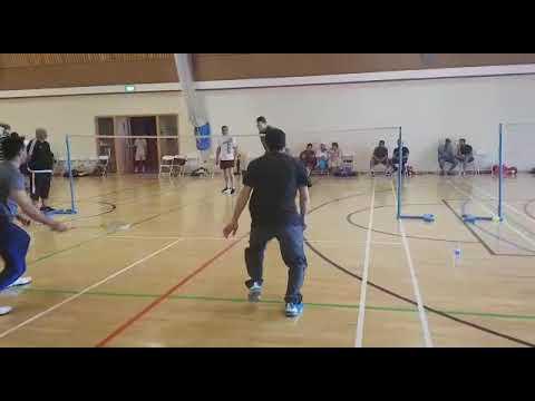 Slough badminton club